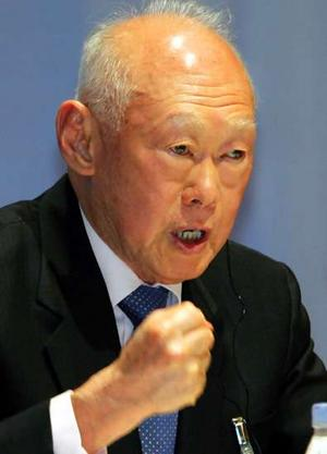 KI Media Just not the ASEAN Way: Dictator Lee Kuan Yew insulted ...